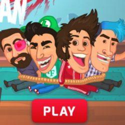 YouTubers Piñata: Psycho Fan
