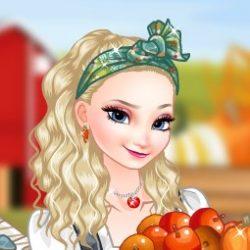 Elsa Harvest Time