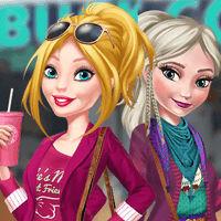 Barbie & Elsa BFF