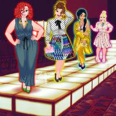 Princesses Runway Plus