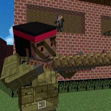 Strike Combat Pixel Multiplayer