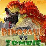 Dinosaur VS Zombie