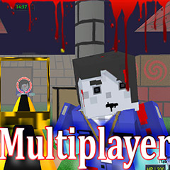 Pixel Blocky Land Multiplayer