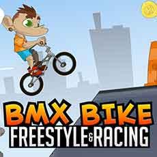 Bmx Bike Freestyle & Racing