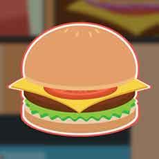 Burger Fall
