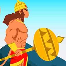 Hanuman Adventure