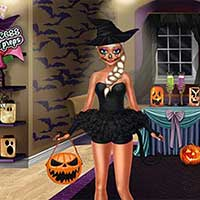 Ice Queen Halloween Party