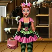 Princess Halooween Party
