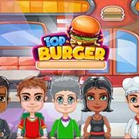 top burger cooking | Jogos friv