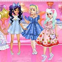 Lolita Princess Party